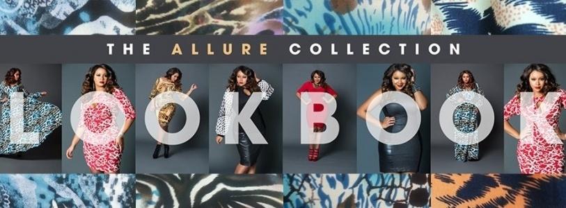 Qristyl Frazier Designs Plus Size Allure 2015 Collection