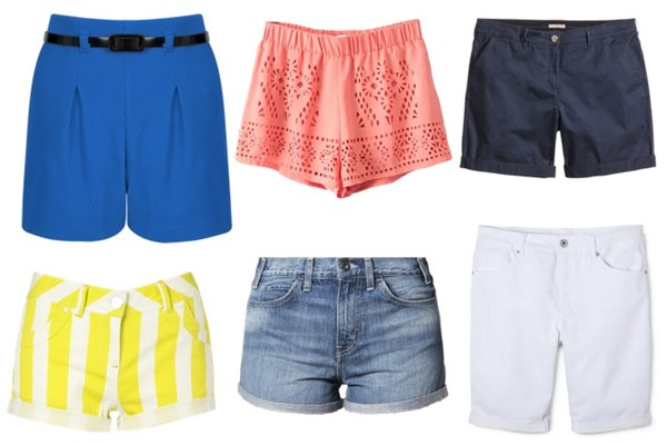Shorts that make your legs look longer and leaner