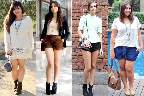 outfits with high waisted shorts