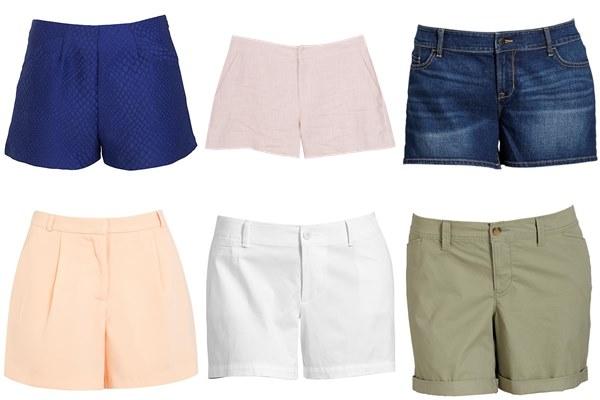 flattering shorts