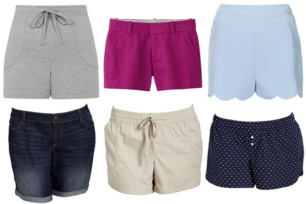 smooth and flattering shorts