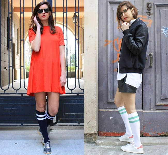 Sporty Soccer Socks Style Ideas
