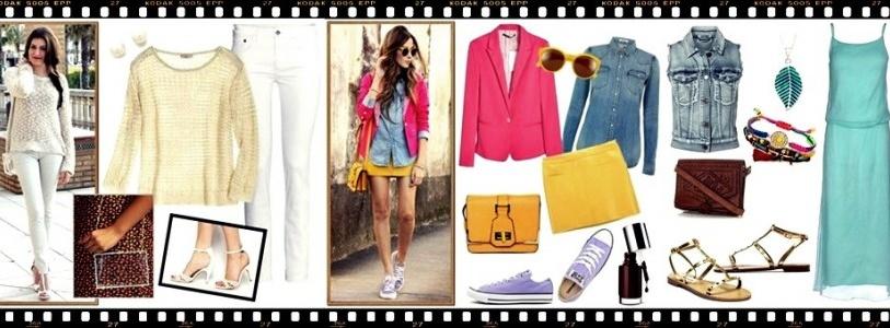 Ten Fabulous Summer Outfit Ideas Street Style Fashion (Part 1)