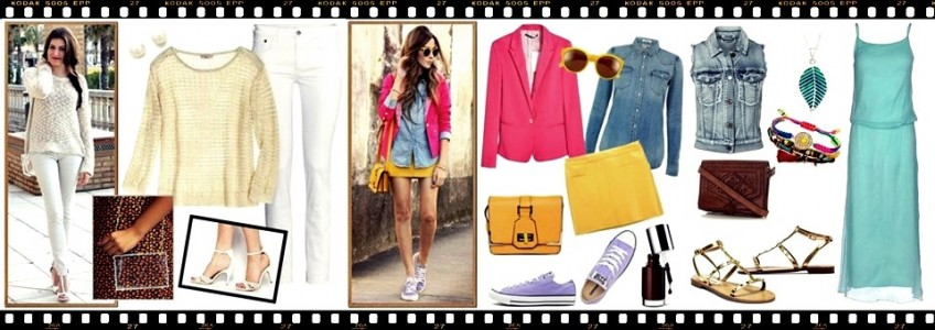 Ten Fabulous Summer Outfit Ideas Street Style Fashion (Part 1)