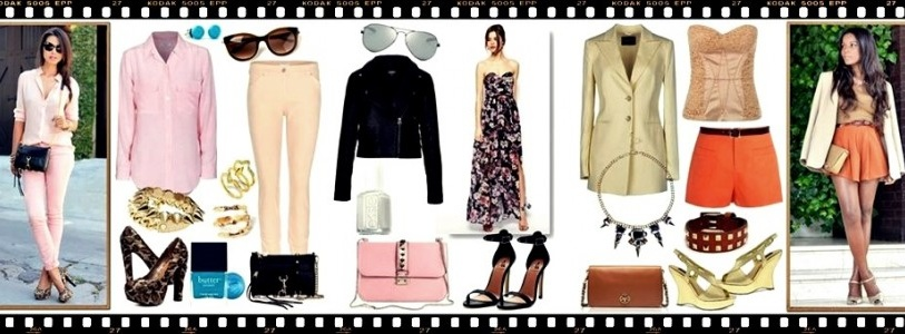 Ten Fabulous Summer Outfit Ideas Street Style Fashion (Part 2)
