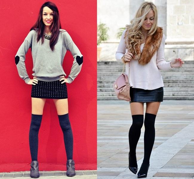 Style Ideas with Knee High Socks