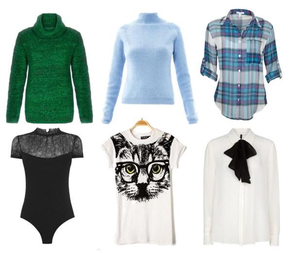 Wardrobe Essentials – Tops
