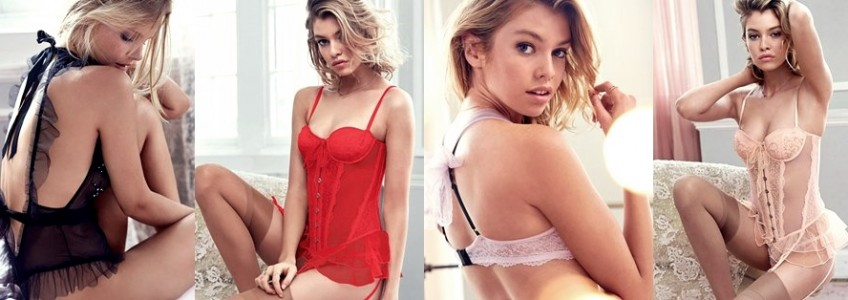 Victoria's Secret Dream Angels Fall Winter 2014 Holiday Lingerie