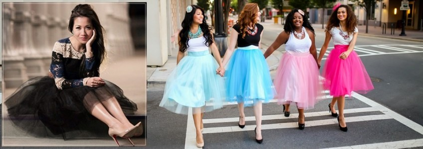 Ways to Style a Tulle Skirt Stylish and Trendy