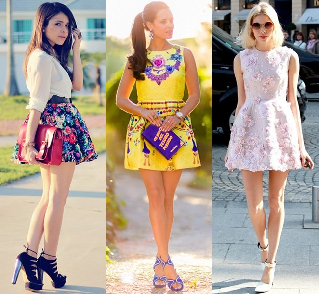Chic Look Wedding Guest Mini Dress and Skirt Ideas