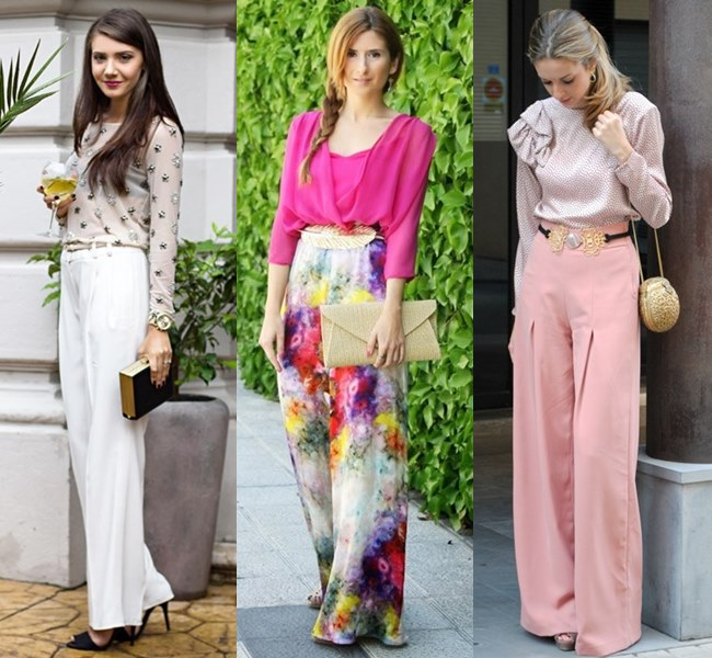 Wedding Outfit Ideas with Tailored Pants