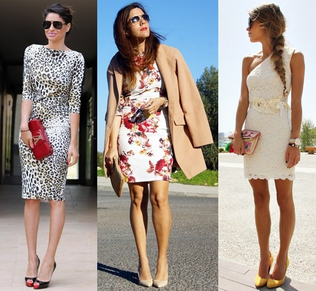 Wedding Guest Sheath Dress Ideas