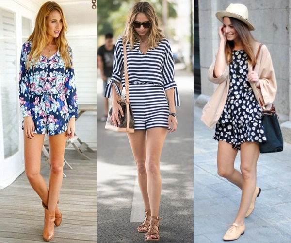 What Shoes to Wear with a Playsuit or Romper