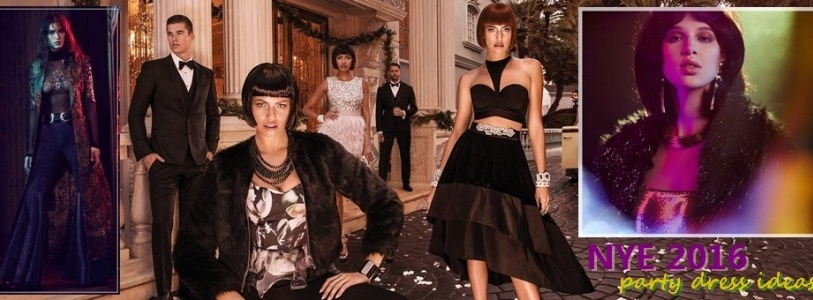 What to Wear on New Year's Eve 2016 – Party Dress Ideas (Part 1)