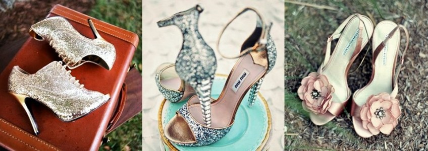 What to Wear to a Wedding  Shoes, Clutches and Jewelries (Part 1)