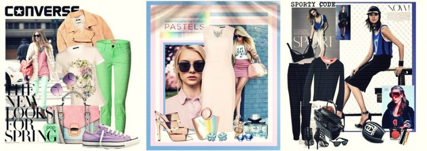 Where to Shop for Spring Summer 2014 Fashion Trends (Part 1)