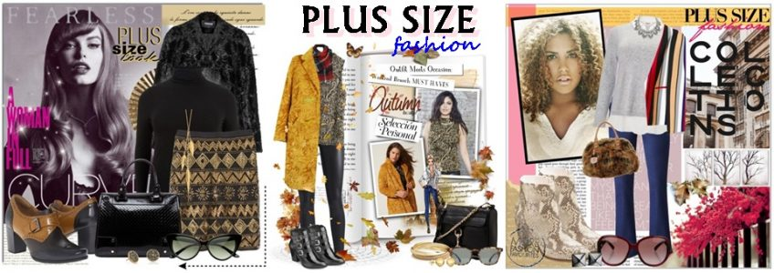 12 Stylish Plus Size Outfit Set Ideas for Fall Winter 2016