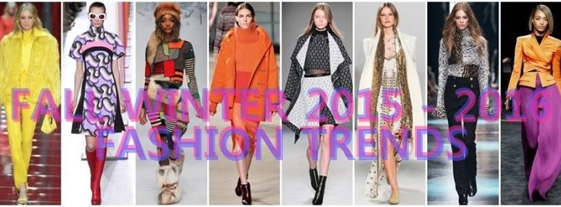 20 Fabulous Fall Winter 2015-2016 RTW Fashion Trends (Part 1)