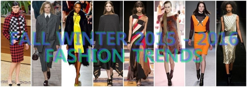 20 Fabulous Fall Winter 2015-2016 RTW Fashion Trends (Part 2)