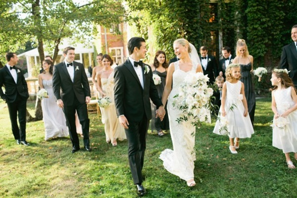 Black Tie Wedding Dress Code