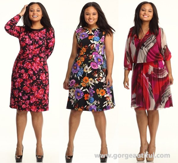 wedding guest dresses plus