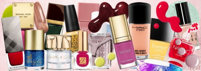 Chic and Fabulous Spring Summer 2015 Nail Color Trends