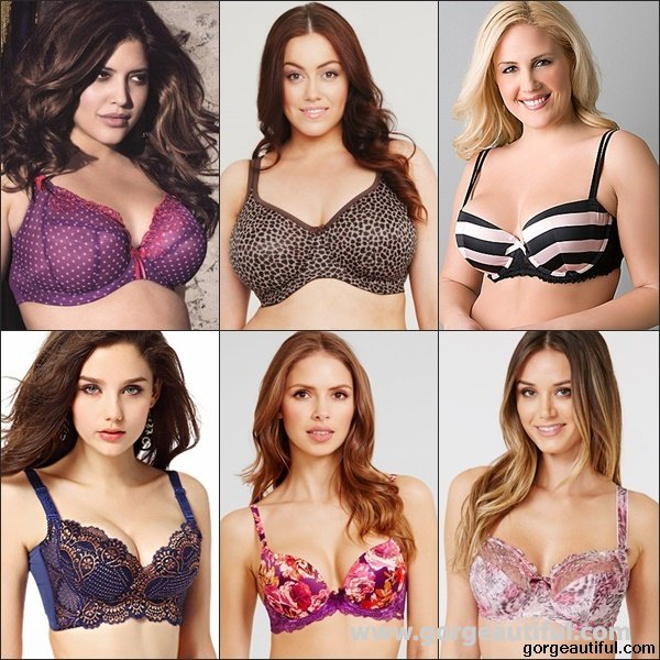 Colorful Bras for Fun Look