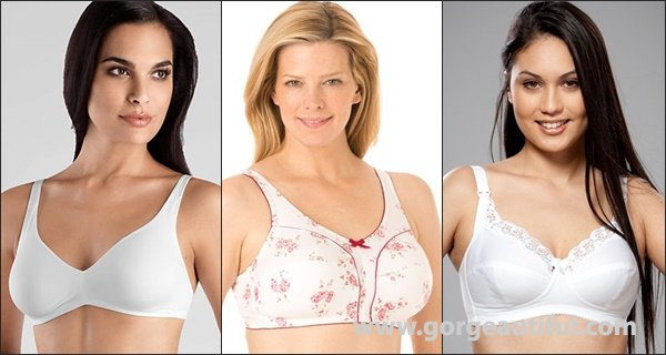 Cotton Bras for Everyday Wear