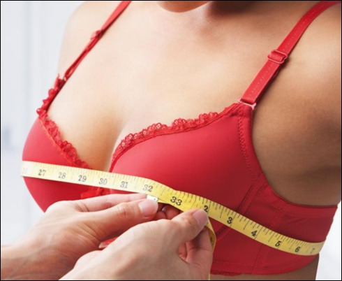 Measure your cup size