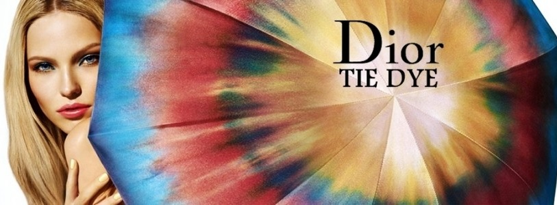 Dior Tie Dye Summer 2015 Luminous and Flamboyant Makeup Collection