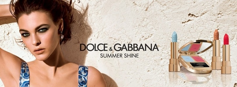 Dolce & Gabbana Summer Shine 2015 Makeup Collection