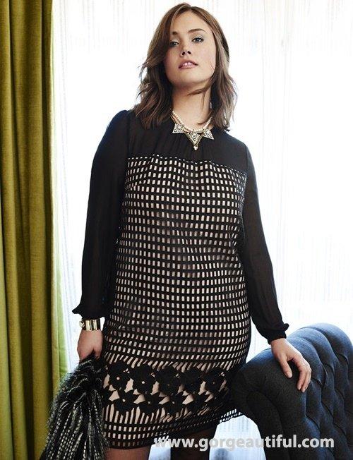 ELOQUII 2017 Plus Party Size Dresses 06
