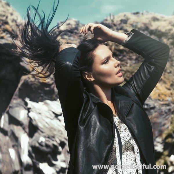 Elena Miro Plus Size Fashion Fall Winter 2015 Ad Campaign 08