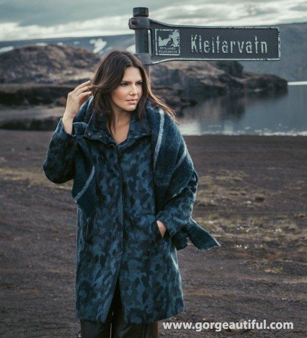 Elena Miro Plus Size Fashion Fall Winter 2015 Ad Campaign 10