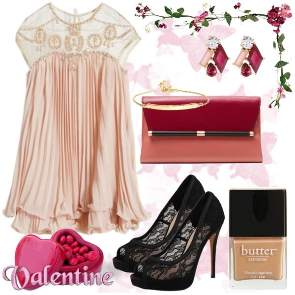 Girly Day Date for Valentine