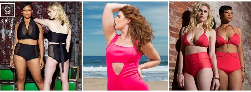 Grisel Spring Summer 2015 Plus Size Collection and Swimwear Campaign