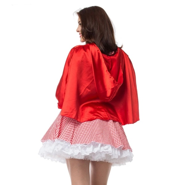 Halloween Little Red Riding Hood Costumes (2)