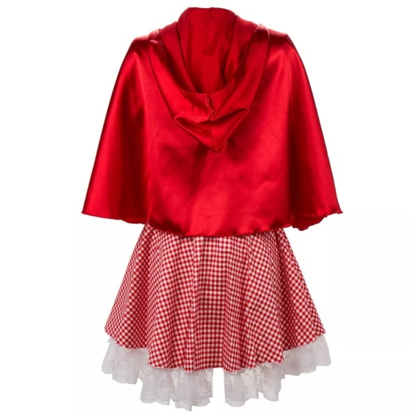 Halloween Little Red Riding Hood Costumes (6)