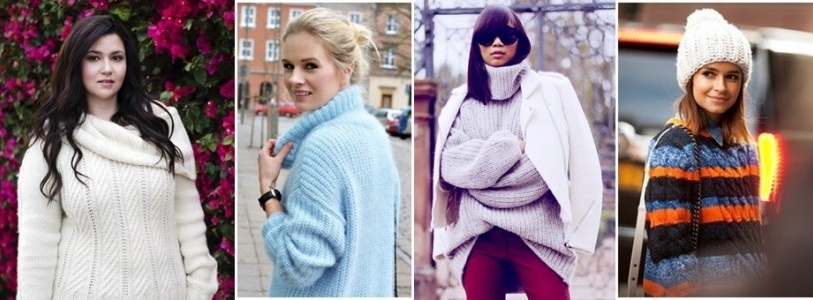 How and What to Style with Chunky Sweater Fall Winter Must Have