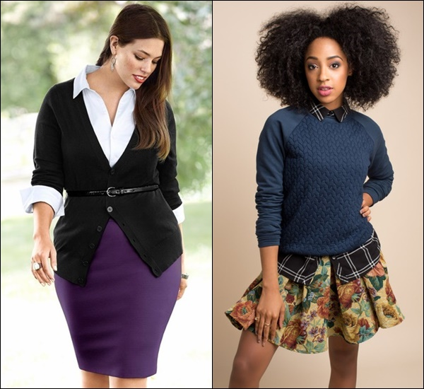 How to Layer Clothes for Different Body Shapes