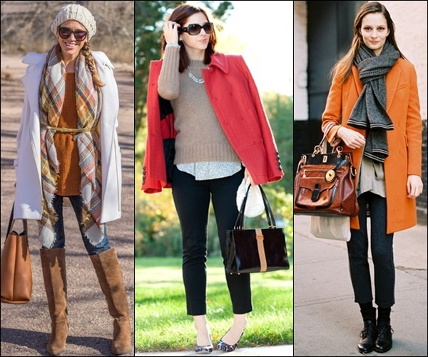 How to Layer and Accessorize Winter Outfit