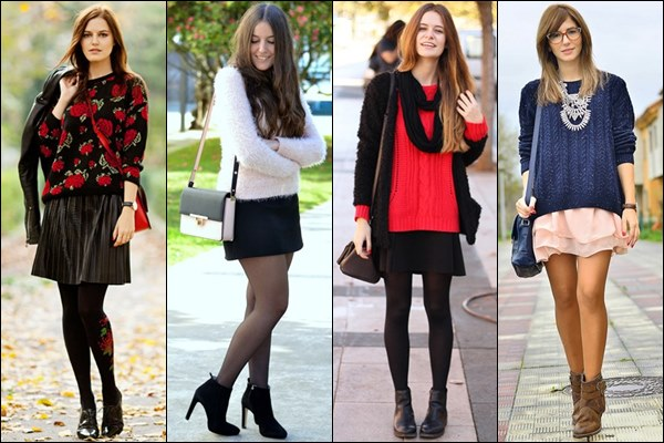 Jumper and Sweater Style for Valentine
