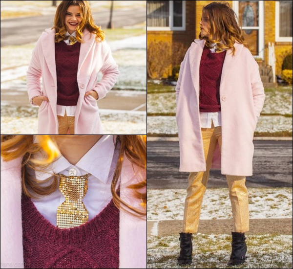 Layering Ideas with A Pop of Sequins