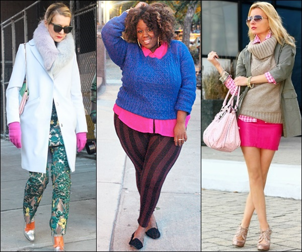 Layering Style Ideas Pop of Colors