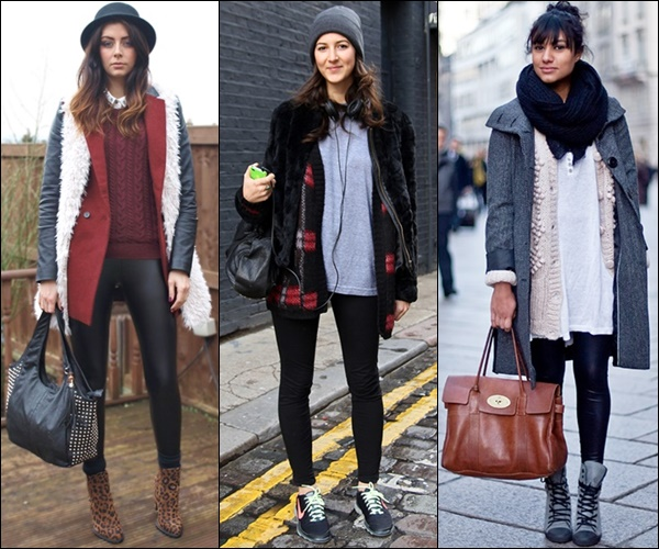Layering for Fall Winter
