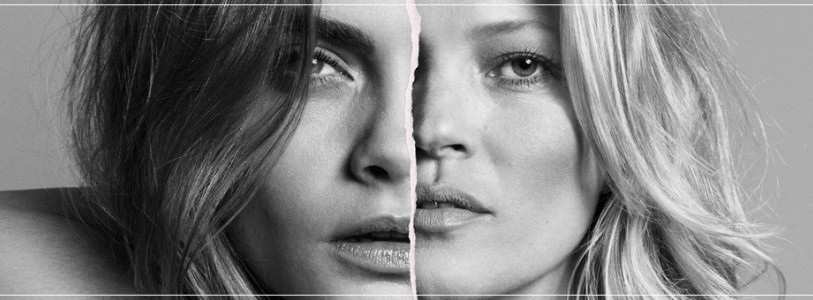 Mango Fall 2015 Ad Campaign with Kate Moss and Cara Delevingne