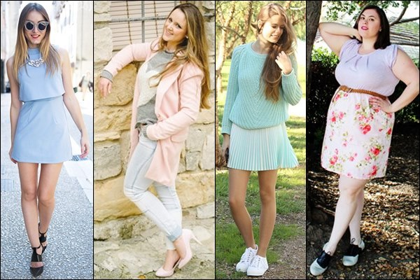 Pastel Outfit Ideas for Valentine