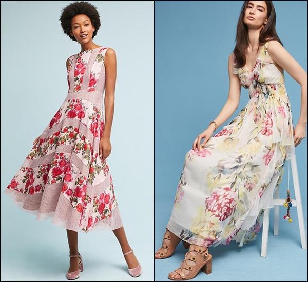 Tracy Reese Kensington Garden Dress