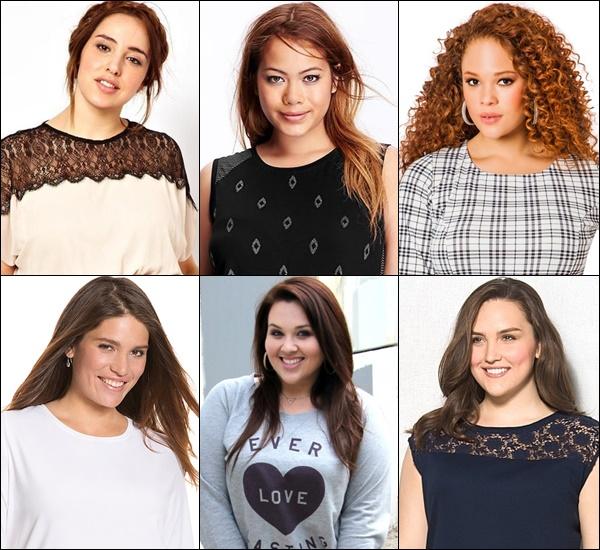Plus Size Crew (Round) Neckline Fashion Ideas