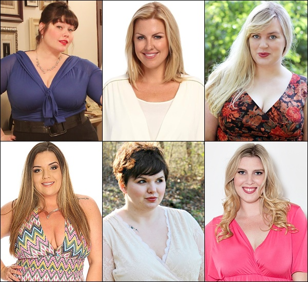 Plus Size Deep V Neck Tips and Styles